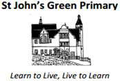 st johns green logo